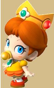 Bebé Daisy