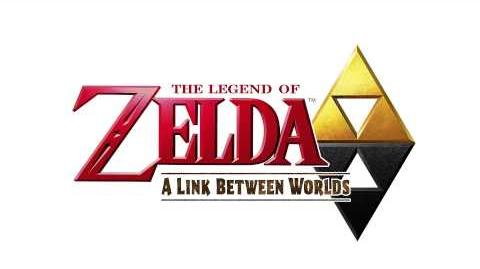 Lorule Field 2 - The Legend of Zelda A Link Between Worlds Music Extended