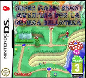Super Mario Bros Aventura por la Dehesa Bellotera by Actcam