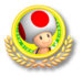 Toad Tennis Icon