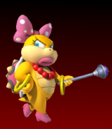 Wendy O. Koopa New Super Smash Bros Brawl