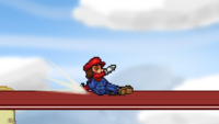 Mario Dash Attack