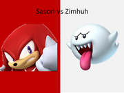 Sasori vs Zimhuh