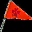Banderín de la Mala Suerte