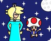 Estela Toad Anime TMoA Mega