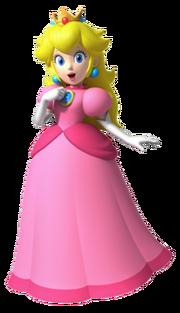 Princesa Peach Toadstool