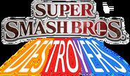 Super Smash Bros. Destroyers Logo By Silver
