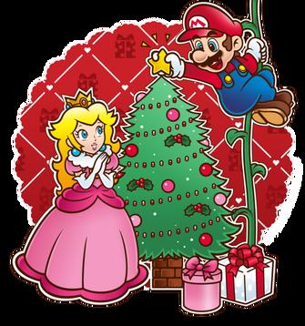 Come and see the christmas tree by thepinkmarioprincess-das6wga