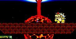Mario 63- pelea final