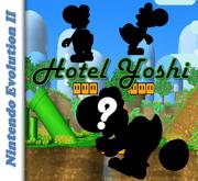 Hotel Yoshi Nintedo Evolution II By Silver & Company