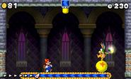 Lemmy Koopa en New Super Mario Bros. 2