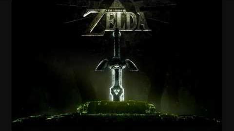 Zelda Main Theme Song
