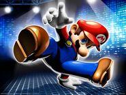 Mario bros break dance-987 400x300