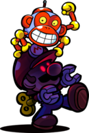 Mini Mario Oscuro