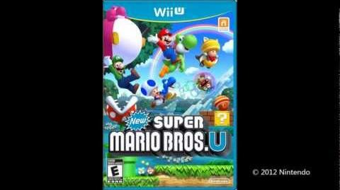 New Super Mario Bros U Music -Overworld- (HD)