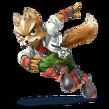 Fox Mccloud Super Smash Bros. Maximun