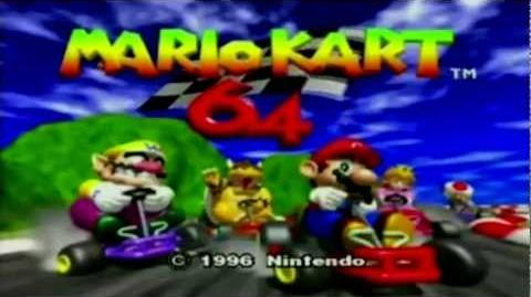 Mario Kart 64 - Title Character Select (Sega Genesis Remix)