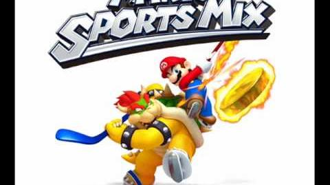 Mario Sports Mix Main Menu Theme