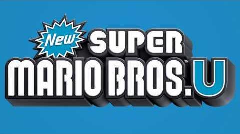 Peach's Castle - New Super Mario Bros