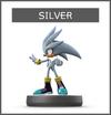 Amiibo Silver Standard