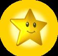 Estrella en mario kart