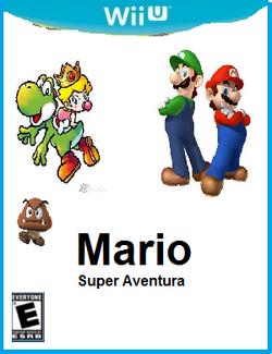 Mario Super Adventure