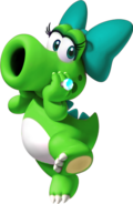 Birdo verde