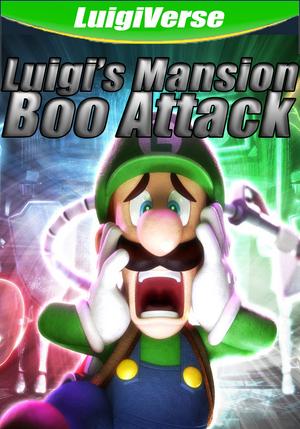Luigi's Mansion Boo Attack