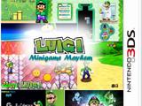 Luigi Minigame Mayhem