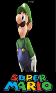 Luigi SSBDS