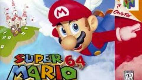 Super Mario 64 - End theme