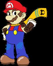 Mario Mushroom Warriors