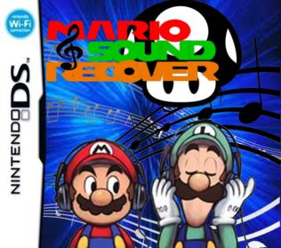 Mario sound recover nueva caratula