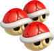 Triple Red Shells (MKM)