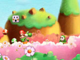 Mundos de Yoshi's Island Adventures
