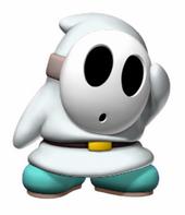 White Shy Guy by Echorus
