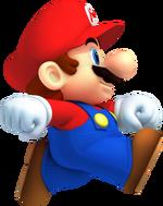 Mini Mario arte oficial (NSMB.2)