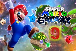 Super Mario Galaxy 9