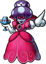 Princess Shroob artwork