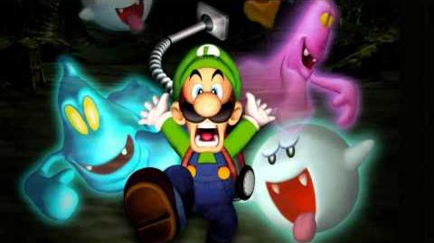 Luigi's mansion main theme -10 hours-
