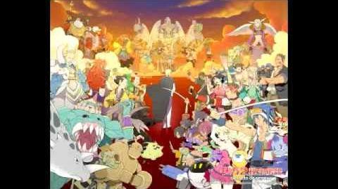 死闘の果てに - サガ2 Final Fantasy Legend II Arrange version