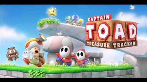 Captain Toad Treasure Tracker Music; Main Theme!