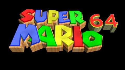 File Select - Super Mario 64 Music Extended
