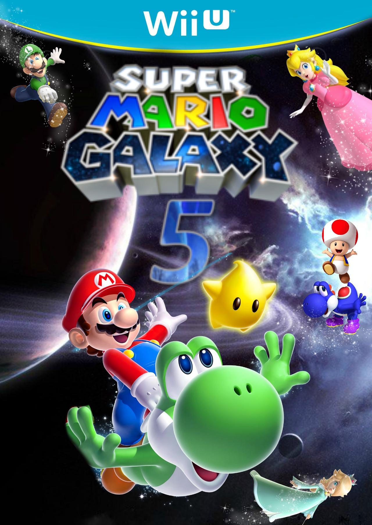 Super Mario Galaxy 5 Mario Fanon Wiki Fandom Powered By Wikia