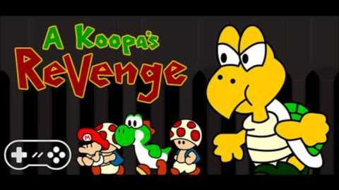 Final Boss Jenova Remake - A Koopa's Revenge