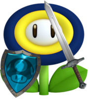 Flor espada