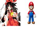 Mario and Touhou. las 2 sagas se unen