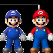 Moshe y Mario