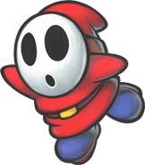 MLSS BM Art - Shy Guy