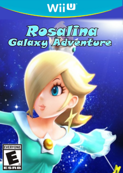 Rosalina Galaxy Adventure Carátula